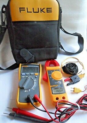 FLUKE 101 DIGITAL Multimeter Pocket Portable Meter Equipment