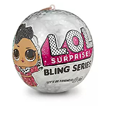 2018 LOL Surprise Bling Series 1 - authentic RARE