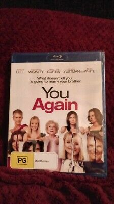 You Again - Blu-ray,  REGION FREE  NEW AND SEALED
