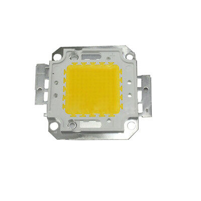 100W Cool White High Power LED LIGHT SMD chip Panel 1000-9000LM Energy Saving