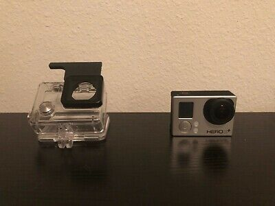 GoPro HERO 3+ Silver Edition PLUS Case