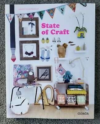 State of Craft by Victoria Woodcock. Easy to follow DIY projects