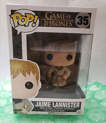 Funko Pop TV HBO Game Of Thrones Golden Hand Jaime Lannister VAULTED