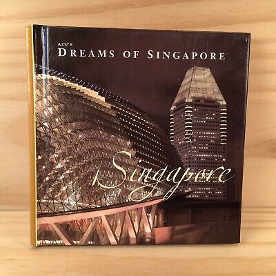 DREAMS OF SINGAPORE Beautiful Miniature Book Filled with Photos & Facts (2006)