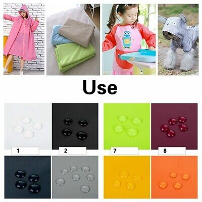 Waterproof Canvas Fabric Kids Cot Wet Mattress Protector Bed Cover DIY Apron Sew