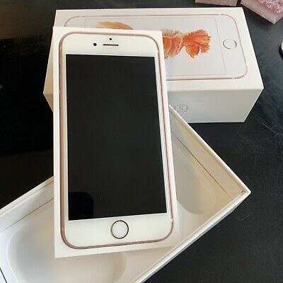 Apple iPhone 6S 4.7 inch 128GB (Unlocked) Smartphone - Rose Gold