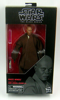 "Star Wars Black Series 6"" Inch Mace Windu"