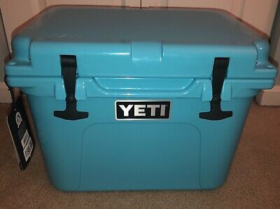 YETI TUNDRA 35 Cooler Reef Blue YT35RB Free Shipping