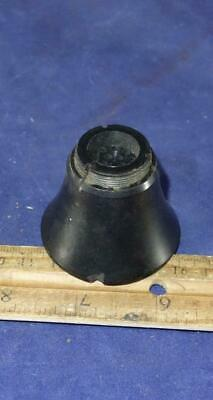 VINTAGE Bakelite Mouthpiece for Transmitter For Candlestick Telephone !