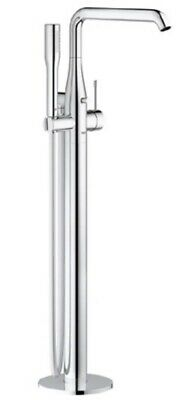 Grohe Essence Single Leaver Floor Mounted Shower Mixer Tap Chrome 23491001