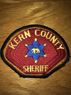 RIVERSIDE COUNTY SHERIFF Central Homicide Unit Patch California