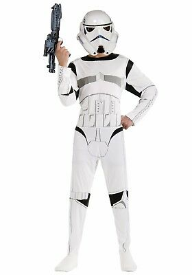 Star Wars Stormtrooper Deluxe Halloween Costume Adult Standard One Size #N130