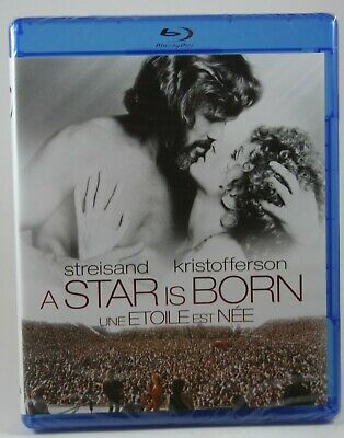 A Star is Born 1976 BRAND NEW BLURAY Barbra Streisand Classic See Pics!