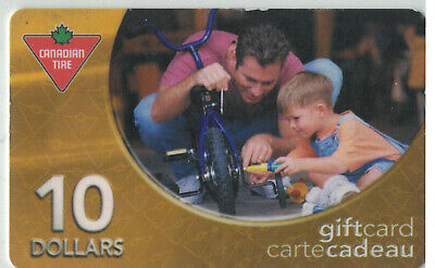 Canadian Tire Gift Cards - FA1-010-01b3 lowest known