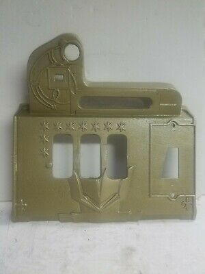 Mills Coin Slot Machine Upper Front Casting