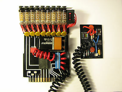 Ghostbusters Black Gizmo 2 and Daughter board Kit Circuit Boards Belt Uniform