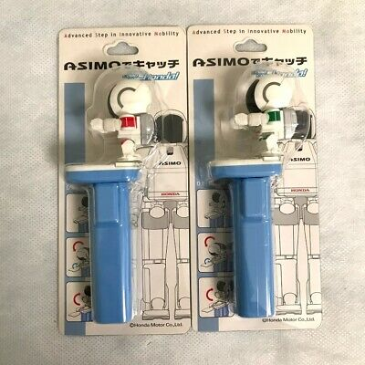 Asian Advertising HONDA ASIMO PEZ type Red Tablet Cacth figure from Japan Don't miss!!Bandai Sale