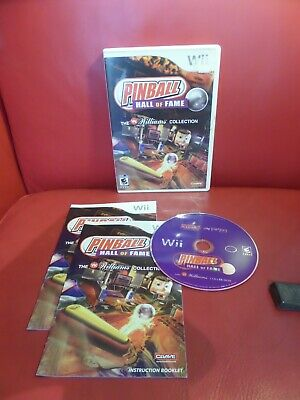 Pinball Hall of Fame: The Williams Collection (Nintendo Wii, 2008)