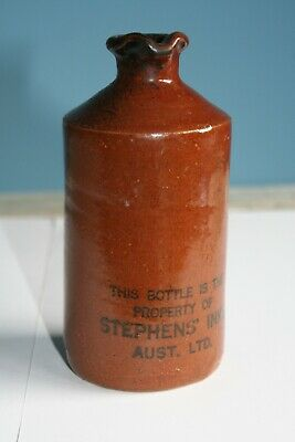 Vintage Stephens' Ink Bottle