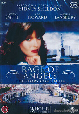 Rage of Angels - Story Continues NEW PAL Series Cult 2-DVD Set Jaclyn Smith
