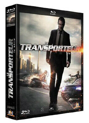 Transporter: The Series NEW Cult Blu-Ray 3-Disc Set Chris Vance Andrea Osv rt