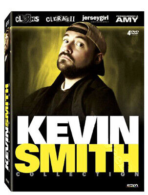 Kevin Smith Collection NEW PAL Cult 4-DVD Set B. O'Halloran Ben Affleck J. Lopez