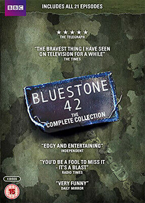 Bluestone 42 (Complete Collection) NEW PAL Series Cult 4-DVD Set Tony Gardner