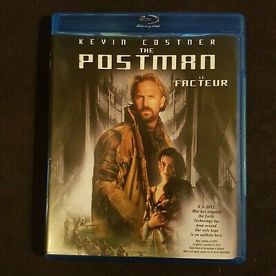 The POSTMAN - Blu ray - (English + French) Bluray Kevin Costner