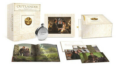 Outlander - Season 1 - Ulimate Collection NEW Blu-Ray 5-Disc Box Set