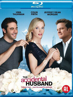 The Accidental Husband NEW Cult Blu-Ray Disc Griffin Dunne Uma Thurman C. Firth