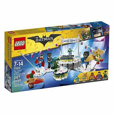 Lego 70919 BATMAN MOVIE DC The Justice League Anniversary Party Hawk Girl NEW