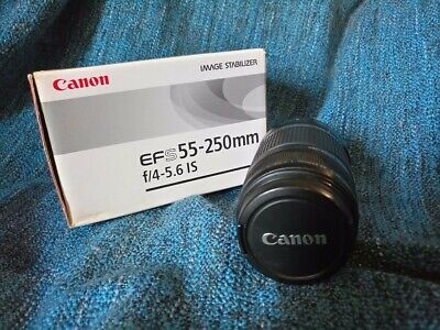 Canon EF-S 55-250mm f/4-5.6 IS Lens, Image Stabilization