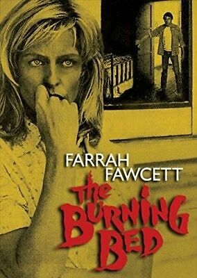 The Burning Bed (DVD) Farrah Fawcett DISC ONLY NO CASE NO ART UNUSED CONDITION