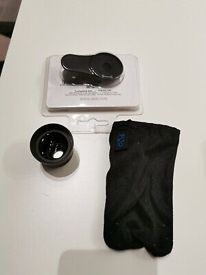 Sirui 60mm portrait lens attachment for phone (compatible with MOMENT cases!)