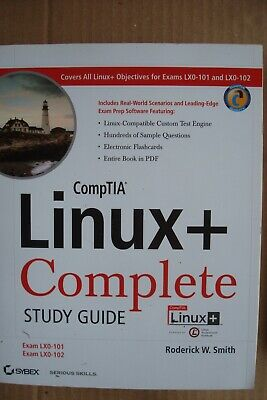 CompTIA  Linux +  Complete Study Guide