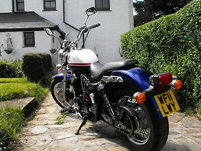"HONDA VT 750 ""S"" SHADOW, 2011, low miles, very good condition, well looked after"