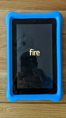 Amazon Fire 7 kids edition 7 inch Blue 16gb tablet
