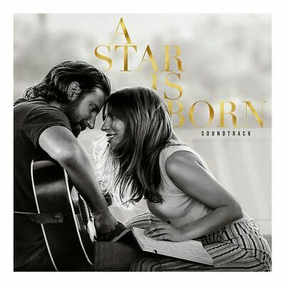 NEW A Star Is Born (Soundtrack) - CD Track List: