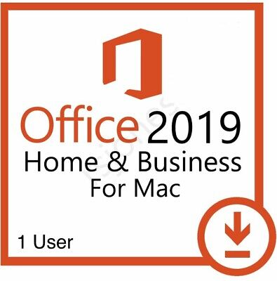 Office 2019 For Mac Home & Business - 1 PC User