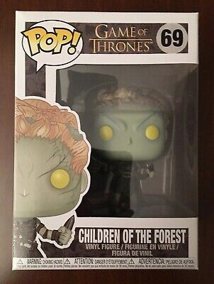 FUNKO POP! Vinyl Figure-HBO Game of Thrones Children of the Forest # 69-Common