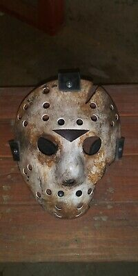 Friday the 13th Part 7 THE NEW BLOOD style hockey mask