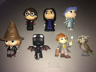 Funko Mystery Minis Harry Potter & Fantastic Beasts LOT OF 7 Figures