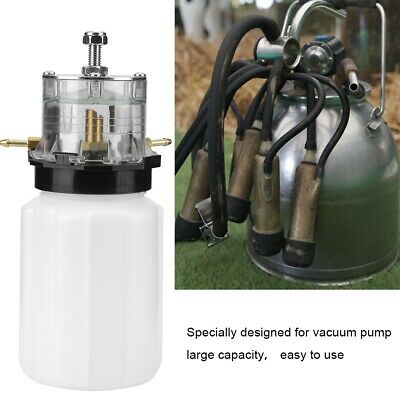 Portable Plastic Electric Milking Machine Vacuum Pump For Farm Cow Sheep Goat