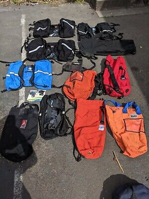 Rock Climbing Rope rigging-bags search rescue response gear conterra medical EMS