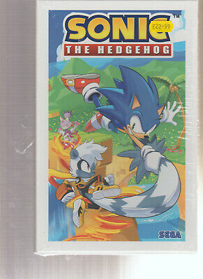 Idw Comics Sonic The Hedgehog Collection 1St Print Nm
