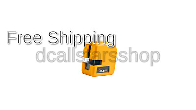 PLS 60521N Cross Line Laser, Yellow