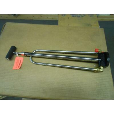 """Yellow Jacket 77930 3/8"""" Sae X 1/2"""" Sae Max-Flow Deluxe Oil Pump"""