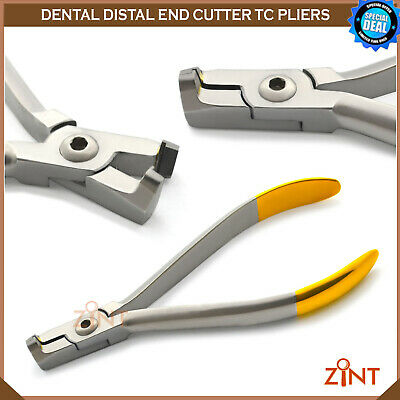 Distal End Cutter TC With Safety Ligature Cut & Hold Dentist Surgery Ortho Tools