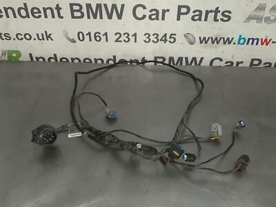 BMW E46 M3 Front Bumper PDC Wiring Loom 61127833005