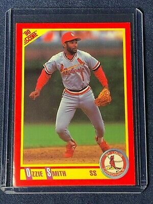 1994 Score 384 Ozzie Smith St Louis Cardinals Baseball Card